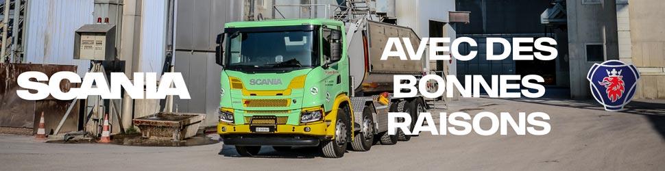Scania Billboard 970×250 – 2019 – Juin