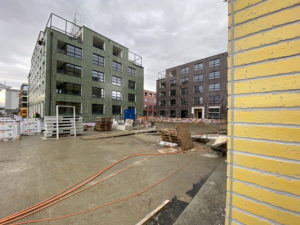 logements, commerces
