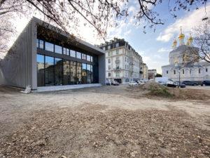 Le Pavillon de la Danse à Genève