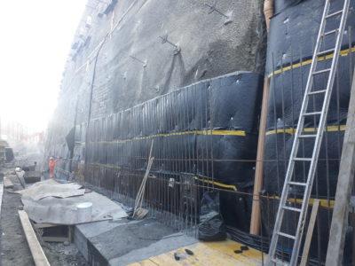 Natte de drainage Enkadrain CKL 20 – Relâchez la pression