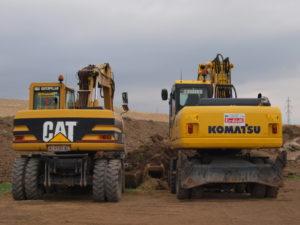 Caterpillar et Komatsu aux premières places du classement mondial
