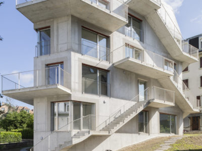 Fenêtres FIN-Window Finstral – Béton en vue!