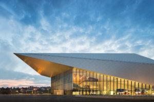 Bernasconi - SwissTech Convention Center EPFL