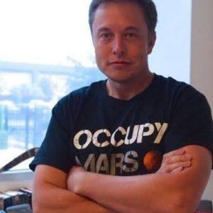 Nuke Mars Elon Musk